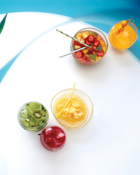 Cocktails: Tropical, with a Twist