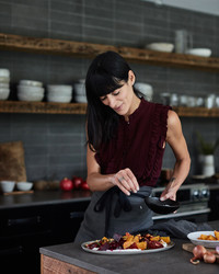 Athena Calderone on Cooking -- and Her Beautiful First Cookbook
