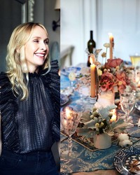 The Prettiest Holiday Party Ideas