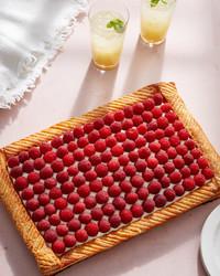 Martha's Raspberry Tart Is a Revelation