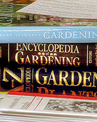 Martha's Favorite Gardening Books and Shoes