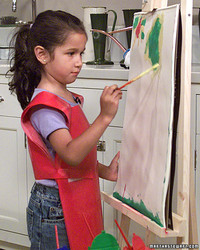 Art Smock for Kids