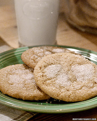 Citrus-Zest Sugar Cookies