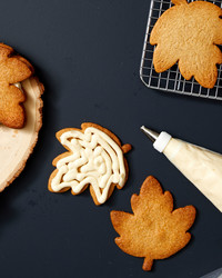Must-Try: Martha's Maple Leaf Cookies (Plus, Don't Miss Her Mega Chocolate Chip Creations)