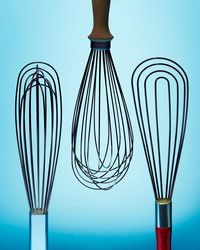 Know Your Whisks and Which Ones to Use for Which Recipes!