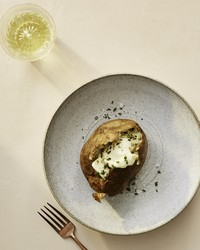 Our Foolproof Method for Baked Potatoes (It's Martha's Favorite!)