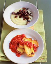 Polenta with Corn and Thyme