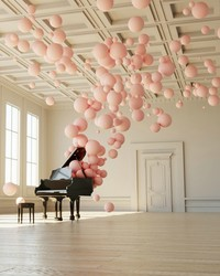 "Let These Dreamy ""Musical"" Balloons Inspire Your Next Party Idea"