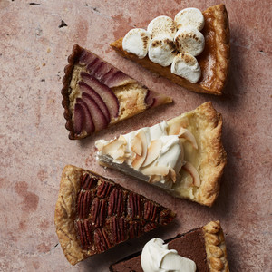 1 Crust, 7 Stunning Thanksgiving Pies—Perfect for Your Holiday Spread!