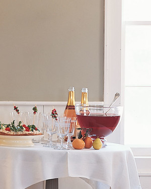 New Year's Punch Recipes