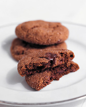 Chocolate Cookies for Christmas