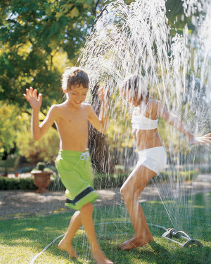 Summer Sprinkler Party Ideas