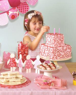 Classic Birthday Cakes Martha Stewart