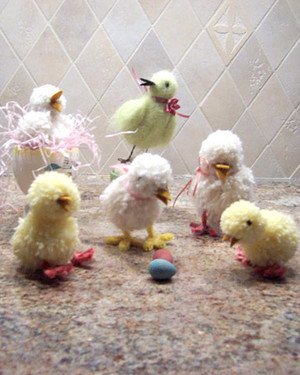 Your Easter Chicks