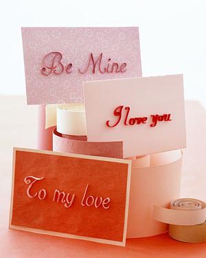 3D Valentines Day Cards  Martha Stewart