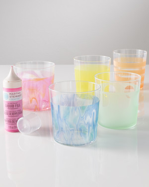 Gussied Up Glass: 20 Crafts Made Using Etching Cream and Paint