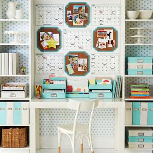 wall organization boards desk