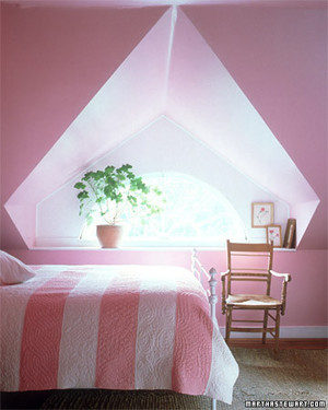 Pink Rooms | Martha Stewart on ceiling design ideas, ceiling remodeling ideas, decorative ceiling ideas, crazy bathroom decorating ideas, living room designs decorating ideas, wall decorating ideas, bedroom chandeliers for low ceilings, bedroom ceiling lighting ideas, low ceiling bedroom ideas, kitchen decorating ideas,