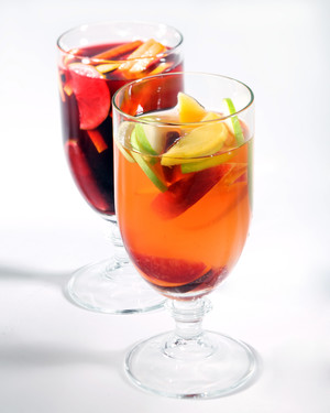 Sangria, Summer Punches, and Coolers