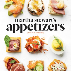 Martha Stewart's Appetizers Cookbook