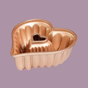 Martha Stewart Collection Heart Bundt Pan