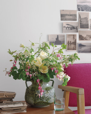 Natural Indoor Flower Arrangements