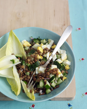 Meatless Main-Course Salad Recipes