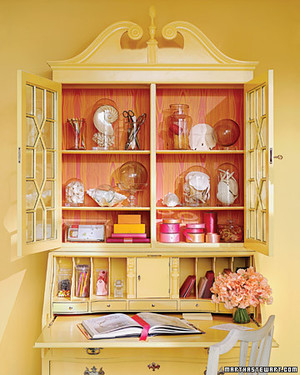Decorating with Yellow and Orange