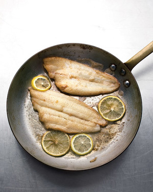 Sole and Flounder Recipes