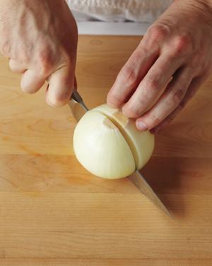 Learn the Basics: How To Cut an Onion