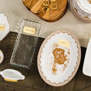 Martha Stewart Collection Harvest Dinnerware & Serveware