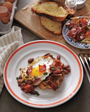 Manly Brunch Dishes