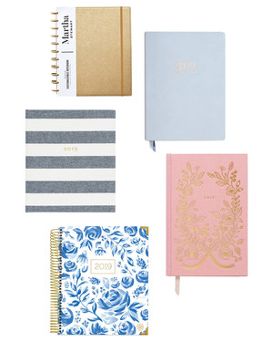 10 Daily Planners to Keep You Better Organized in 2019