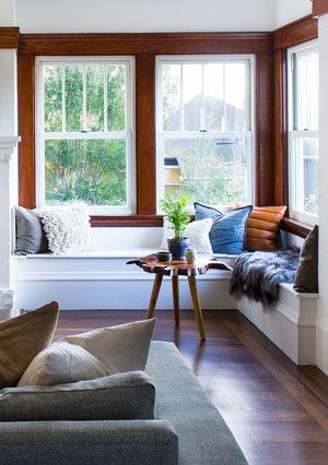 A 1900's Craftsman Home Gets a Happy Modern Makeover