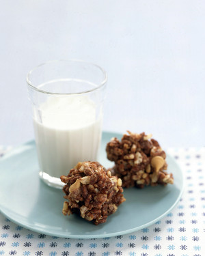 Crunchy Chocolate Treats