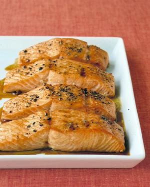 Quick Fish and Shellfish Recipes