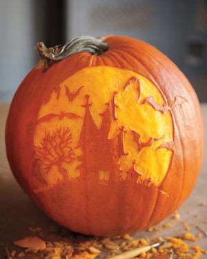pumpkin carving and decorating ideas - Pumpkin Halloween Carving