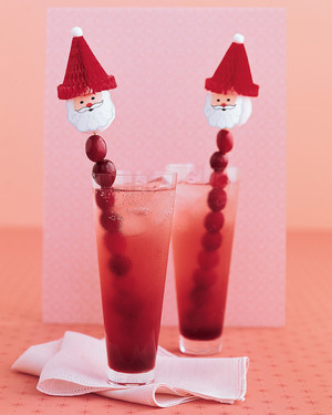Christmas Cocktails and Mocktails