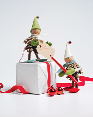 """""""Elf"""" As Told by Martha Stewart Crafts and Recipes"""