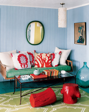 Our Favorite Summer-Inspired Rooms