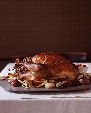 如何烤的火鸡吗