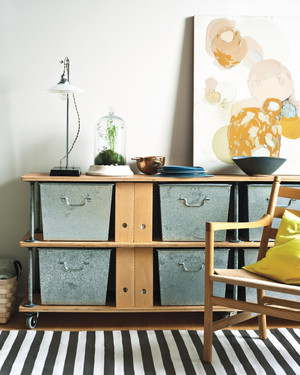 Industrial-Chic Furniture