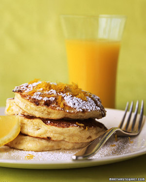 cottage cheese pancakes with lemon rh marthastewart com lemon cottage cheese pancakes recipe lemon cottage cheese pancakes recipe