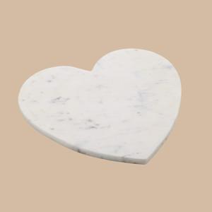 Martha Stewart Collection Marble Heart Board