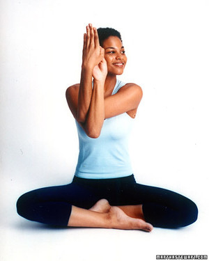 power yoga workout  martha stewart