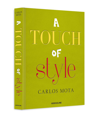"Eye-Candy Interiors from Carlos Mota's ""A Touch of Style"""