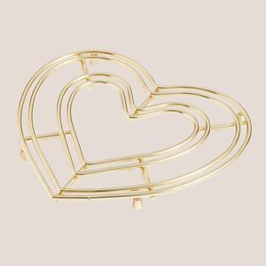 Martha Stewart Collection Heart Wire Trivet