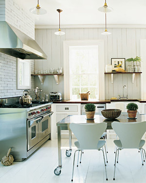 Home Tours of Gorgeous Kitchens
