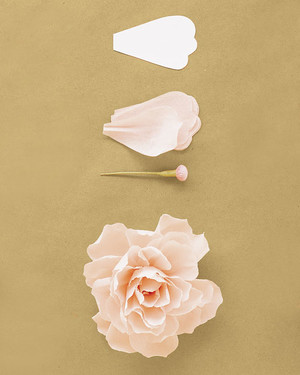 60 great ideas for the garden martha stewart how to make crepe paper flowers mightylinksfo