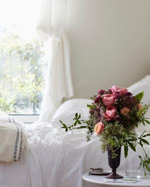 Unfussy Flower Arrangements
